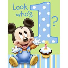 Mickey Mouse Birthday Invitation Cards Mickey Mouse Birthday Party Invitations Birthday Wikii