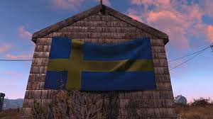 Scandanavian Flags Scandinavian Flags At Fallout 4 Nexus Mods And Community
