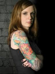 arm tattoos for women north tattoos com