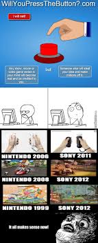 Nintendo Memes - sony vs microsoft vs nintendo memes best collection of funny sony