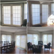 roller shades for sliding glass doors asap blinds manasquan nj design blog