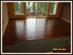 what direction to lay hardwood floors meze