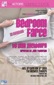 Alan Ayckbourn Bedroom Farce Tact Nyc U2013 Bedroom Farce