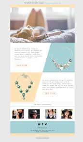 13 free and professional newsletter templates for jewelry stores