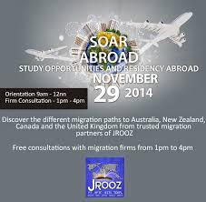 free study and work abroad seminar november 29 2014 pinoy