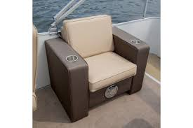 wide shot luxurious patio furniture on parti kraft