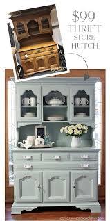 Kitchen Hutches Buffets White by 25 Best Kitchen Hutch Ideas On Pinterest Hutch Ideas Kitchen