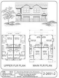 duplex house floor u0026 home building plans