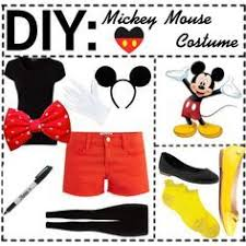 Mickey Mouse Halloween Costumes Mickey Mouse Halloween Costume