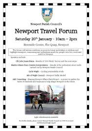 travel forum images Newport travel forum newport parish council isle of wight jpg