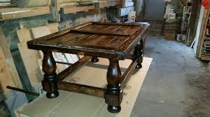 How To Make Reclaimed Wood Coffee Table Furniture Pallet Coffee Table From Reclaimed Wood 8 Steps With