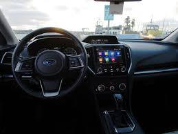 2016 subaru impreza hatchback interior 2018 subaru impreza 2 0i limited sedan road test review by ben