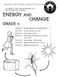 energy and change grade 4 english battery electricity