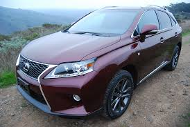 2013 lexus rx 350 price 2013 lexus rx 350 review car reviews and at carreview com