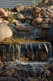 Backyard Waterfall Ideas 18 best images about pond on pinterest backyard waterfalls