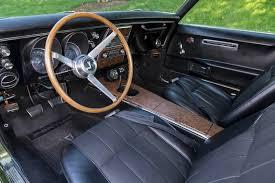 1968 Firebird Interior Alluring Peek Sparks Love Of 1968 Firebird