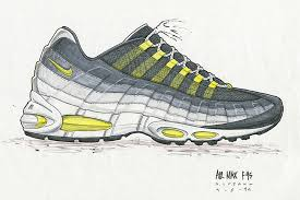 nike air max 95 the story behind the revolutionary runner