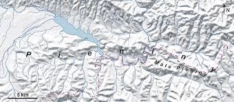 Terrain Map File Małe Pieniny Terrain Map Png Wikimedia Commons