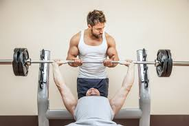 Bench Press For Beginners Barbell Exercises For Beginners To Master