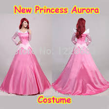 Aurora Halloween Costume Newest Deluxe Costume Dress 2015 Sleeping Beauty Costume
