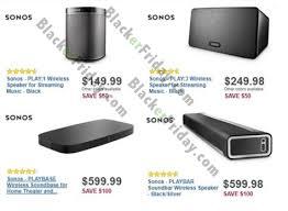 sonos black friday 2017 sale deals sales 2017