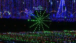Light Show Drive Thru Christmas Wonderland Light Show Opens Nov 21 Wbbj Tv