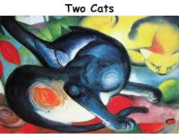 cat seizing bird by pablo picasso