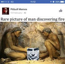 Fire Meme - caveman discovers fire meme is normied sell memeeconomy