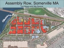 assembly row map f3 development