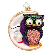 christopher radko ornaments 2014 radko halloween owl ornament