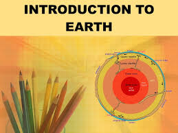 Interior Of The Earth For Class 7 Introduction To Earth
