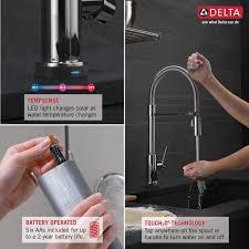 touch technology kitchen faucet kitchen faucet important delta trinsic kitchen faucet delta