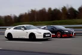 nissan gtr vs 1200 hp nissan gt r vs 1200 hp bugatti veyron dpccars