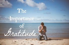 the importance of gratitude restore our faith