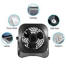 ventilateur de bureau usb mini ventilateur bureau top 8 pour 2018 chauffage et climatisation