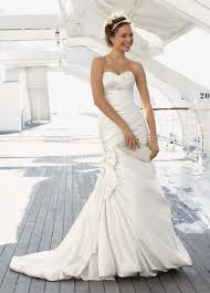 pictures of mermaid style wedding dresses lovetoknow