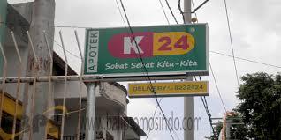 desain gambar neon box neon box murah denpasar bali promosindo