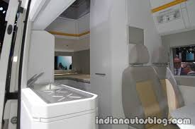 volkswagen california shower volkswagen california xxl concept showcased at iaa 2017 live