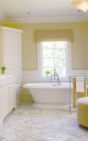 elegant bathroom ideas yellow tile for yellow bath 915x1372