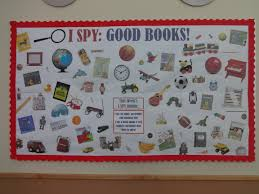 i spy good books reading bulletin boards pinterest spy