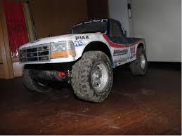 bronco trophy truck 58132 mitsubishi pajero metaltop from dirbee showroom xc cc 01