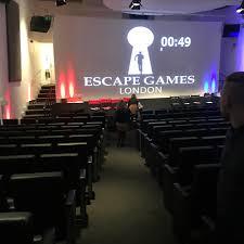 escape games london