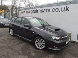 subaru sedan 2010 used subaru cars for sale in kirkcaldy fife