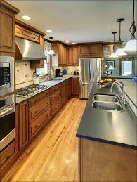 kitchen kitchen island with cooktop and seating modern kitchen
