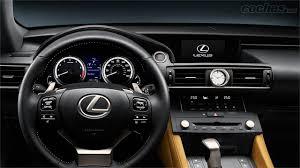 lexus toyota 2015 precio nuevo lexus rc 2015 noticias coches net