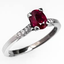 ruby engagement rings delicious ruby engagement rings that ll make you say ermahgerd