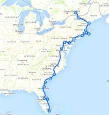 Trip Planner Map Plan Road Trip Usa Map World Maps