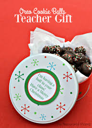 oreo cookie balls teacher gift the resourceful mama