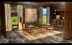 Sims 4 Furniture Sets Blairwitch Objects New Meshes Sims 4 Designs