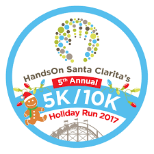 Six Flags In California Address Handson Santa Clarita U0027s 5k 10k Holiday Run At Six Flags Magic